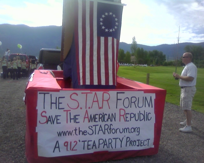back of float