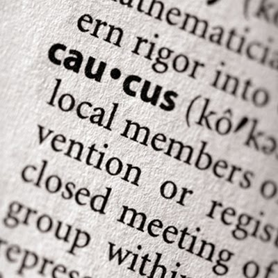 caucus dictionary